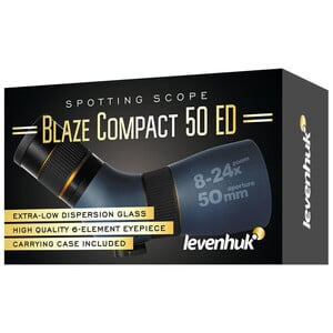 Levenhuk Spotting scope Blaze Compact 50 ED