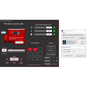 PrimaLuceLab Motor de enfoque SESTO SENSO 2