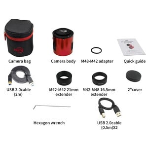 ZWO Kamera ASI 2600 MC Pro Color