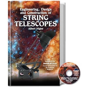 Willmann-Bell Book Engineering, Design and Construction of String Telescopes