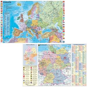 Stiefel Schreibunterlage Deutschland und Europa fürs Büro