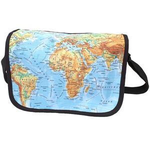 Stiefel Tasche Welt physisch