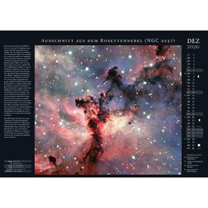Astronomie-Verlag Weltraum-Kalender 2020