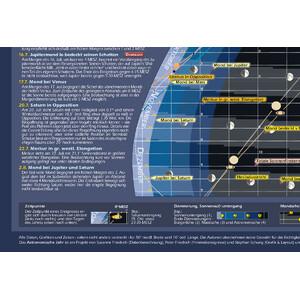 Astronomie-Verlag Poster Das Astronomische Jahr 2020