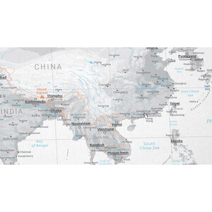 Marmota Maps Weltkarte Explore the World 200x140cm