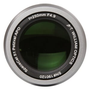 William Optics Apochromatic refractor AP 51/250 SpaceCat 51 OTA