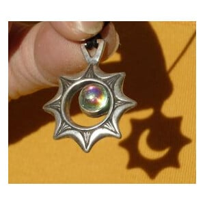 Ragalaxys Necklace Eclipse