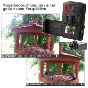 Bresser Wildlife camera SFC-1 for small animals and birds