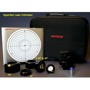 "Hotech HyperStar Laser Kollimator 8"""