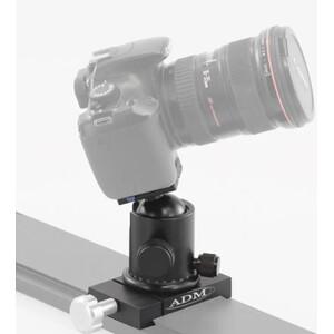 ADM Sopporto per macchina fotografica Kamerahalterung mit Kugelgelenk