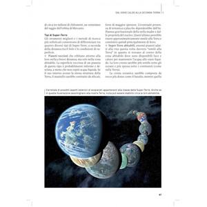 Libreria Geografica Libro La Ricerca degli Esopianeti