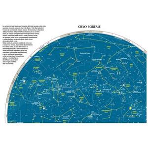 Libreria Geografica Poster Il Cielo/ Le Costellazioni dello Zodiaco astronomico