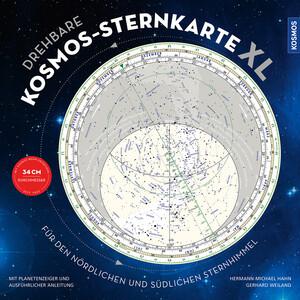 Kosmos Verlag Drehbare Kosmos-Sternkarte XL
