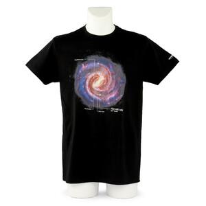 Omegon T-Shirt Camiseta de la Vía Láctea de en talla XL