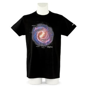 Omegon T-Shirt Maglietta Via Lattea - Taglia XL