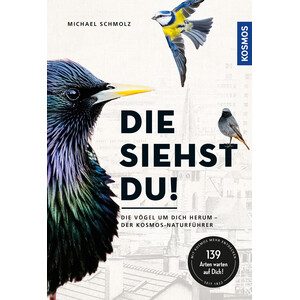 Kosmos Verlag Buch Die siehst Du!