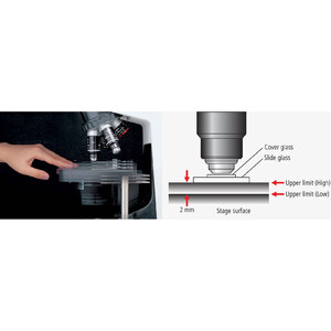 Nikon Microscopio ECLIPSE E200, LED, trino, infinity, e-plan, 40x-1000x