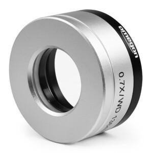Omegon Objektiv Mikroskop-Vorsatzlinse 0.7x mit Adapter