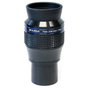 """Auriga Eyepiece UWA 82° 7mm 1.25"""""""