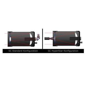 Starizona Hyperstar Celestron 9.25 v4 mit Filterschublade für ATIK 490EX Color (EQ)
