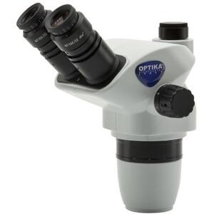 Optika Cabazal estereo microsopio SZX-T, trino, 6.7x-45x, w.d. 110 mm, Ø 22 mm