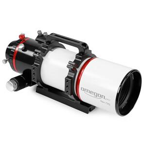 Omegon Refractor apocromático Pro APO AP 72/400 Quintuplet OTA + Test Report