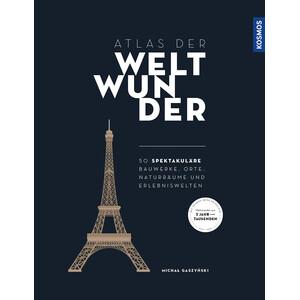 Kosmos Verlag Atlas der Weltwunder