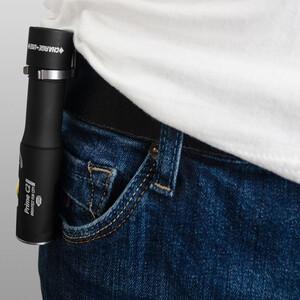 Armytek Wiederaufladbare Taschenlampe Prime Pro Magnet (kaltes Licht)