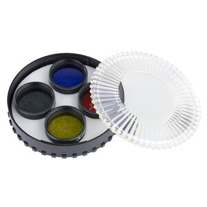 """Celestron Filters Moon and planet 1.25"""" filter set"""