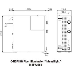 Nikon C-HGFI Intensilight, man.