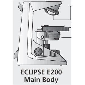 Nikon ECLIPSE E200-F LED 3W, field diaphragma, quadruple, r