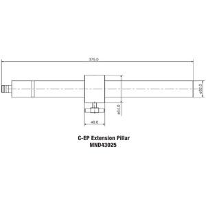 Nikon Colonna di sostegno C-EP Extension Pillar