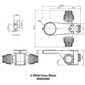 Nikon Porta testa C-FMCN Focusing Mount CN