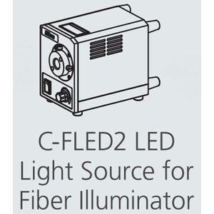 Nikon C-FLED2 LED Light Source for Fiber Illuminator