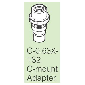 Nikon Adattore Fotocamera C-0.63x-Ts2 C Mount Adapter