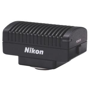 Nikon Camera DS-Fi3, color, CMOS, 5.9MP, USB 3.0