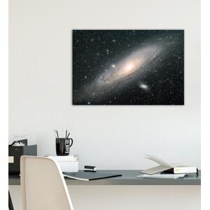 Oklop Leinwanddruck Andromeda-Galaxie 75cmx50cm