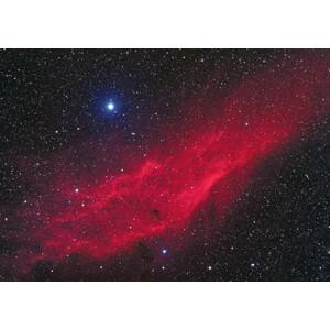 Oklop Poster Kaliforniennebel NGC 1499 45cmx30cm