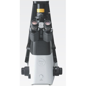 Nikon Microscopio Mikroskop ECLIPSE TS2, invers, bino, PH, w/o objectives
