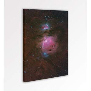 Oklop Leinwanddruck Orionnebel M42 50cmx75cm