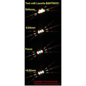 Masque de mise au point Lacerta Bahtinov für 278mm-342mm