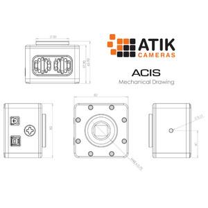 Atik Fotocamera ACIS 7.1 Color