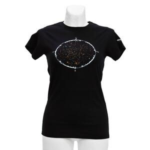 Omegon T-Shirt de mulher Starmap - Tamanho 2XL