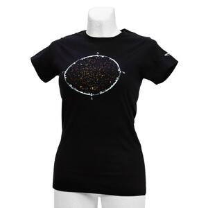 Omegon T-Shirt de mulher Starmap - Tamanho M