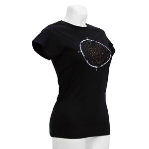 Omegon T-Shirt de mulher Starmap - Tamanho S