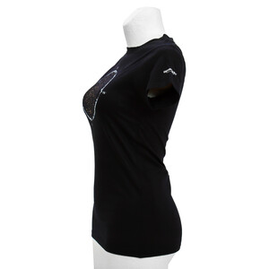 Omegon T-Shirt de mulher Starmap - Tamanho L