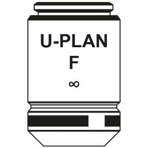 Optika IOS U-PLAN F objective (for DIC) 40x/0.75, M-1078