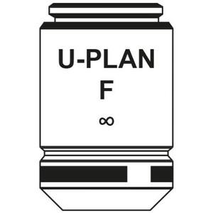 Optika Obiettivo IOS U-PLAN F objective 4x/0.13, M-1075