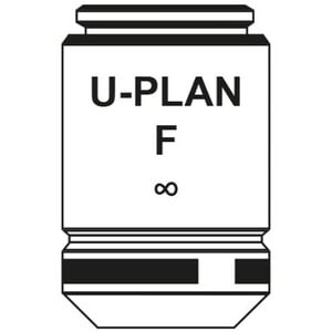 Optika Obiettivo IOS U-PLAN F objective (for DIC) 40x/0.75, M-1078