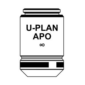 Optika Obiettivo IOS U-PLAN APO objective 4x/0.13, M-1302